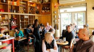 קפה לנדוור - סניף אבן גבירול, תל אביב